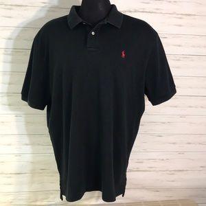Polo Ralph Lauren Black Shirt Size XXL